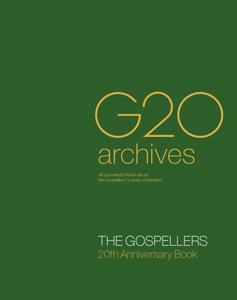 ゴスペラーズ「G20 Archives」